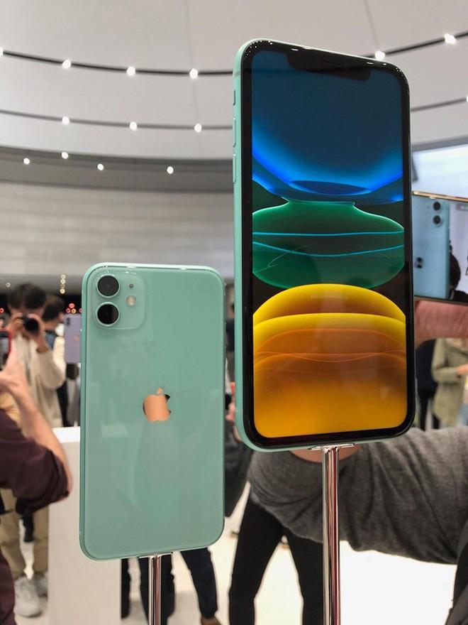 iPhone 11 vừa ra mắt, hội chị em tấm tắc khen màu sắc chuẩn bánh bèo nhưng cụm camera lại là một trò đùa hài hước - ảnh 2