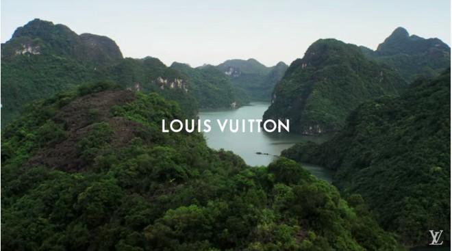Dân tình 'nở mặt nở mày' khi Hạ Long, Hội An trở thành tâm điểm đẹp đến ngộp thở trong clip quảng bá của Louis Vuitton - ảnh 1
