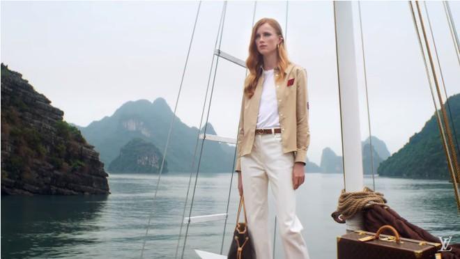 Dân tình 'nở mặt nở mày' khi Hạ Long, Hội An trở thành tâm điểm đẹp đến ngộp thở trong clip quảng bá của Louis Vuitton - ảnh 2