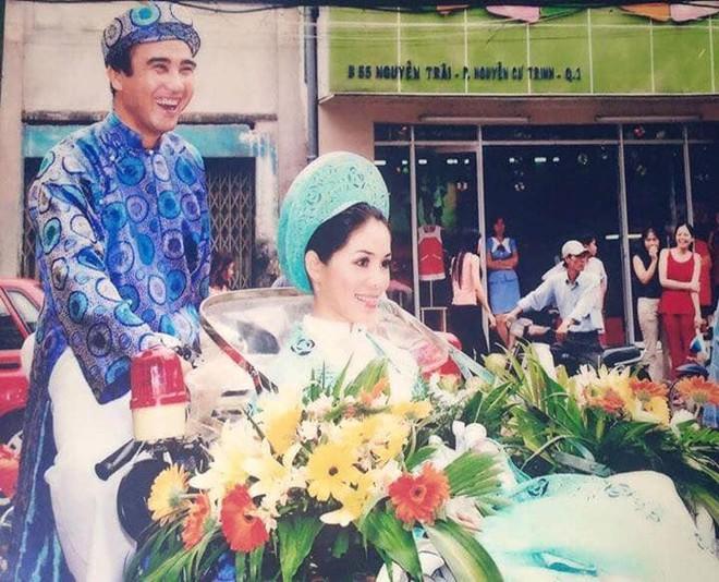 Kỷ niệm 14 năm ngày cưới, MC Quyền Linh nhắn nhủ đến bà xã điều không ngờ tới - ảnh 3