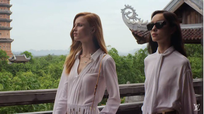 Dân tình 'nở mặt nở mày' khi Hạ Long, Hội An trở thành tâm điểm đẹp đến ngộp thở trong clip quảng bá của Louis Vuitton - ảnh 3