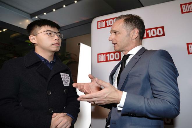 Trung Quốc triệu tập đại sứ Đức vì chuyện Hong Kong - Ảnh 3.