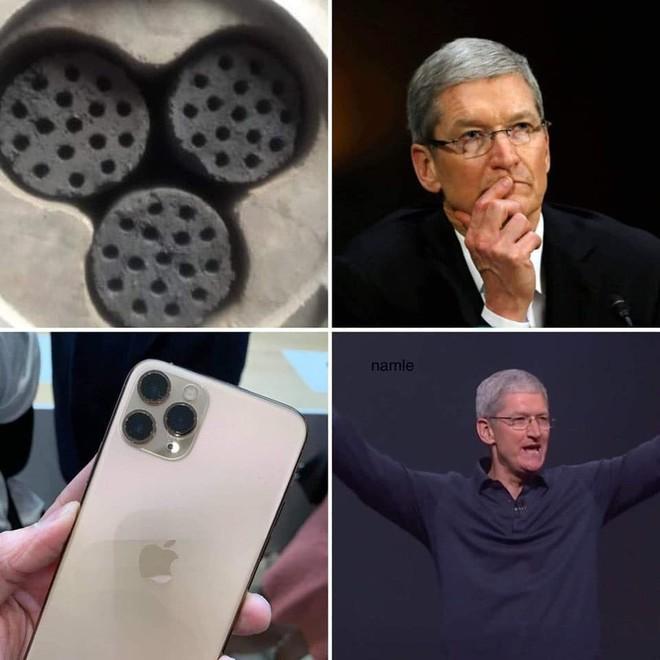 iPhone 11 vừa ra mắt, hội chị em tấm tắc khen màu sắc chuẩn bánh bèo nhưng cụm camera lại là một trò đùa hài hước - ảnh 5