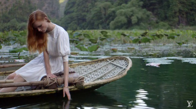 Dân tình 'nở mặt nở mày' khi Hạ Long, Hội An trở thành tâm điểm đẹp đến ngộp thở trong clip quảng bá của Louis Vuitton - ảnh 6