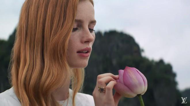 Dân tình 'nở mặt nở mày' khi Hạ Long, Hội An trở thành tâm điểm đẹp đến ngộp thở trong clip quảng bá của Louis Vuitton - ảnh 7