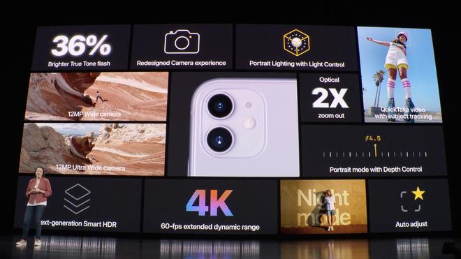 Apple ra mắt 3 điện thoại mới: iPhone 11, 11 Pro và 11 Pro Max - Ảnh 3.