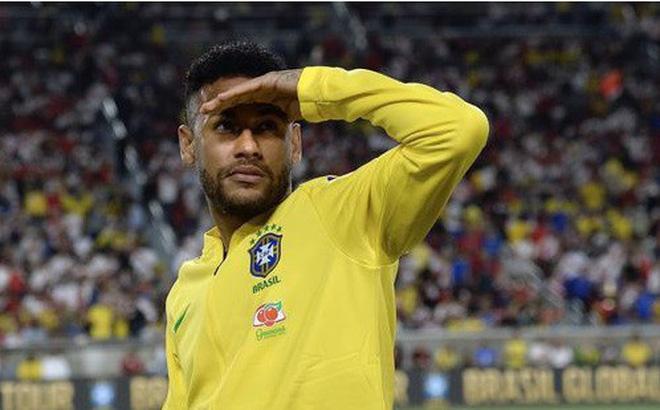 Neymar bất ngờ lật ngược thế cờ trong vụ bị tố cáo cưỡng hiếp
