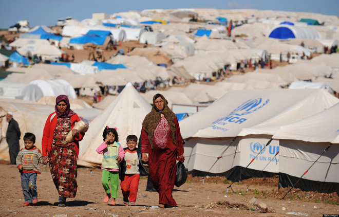 1/3 dân số thất thoát vì chiến tranh: Kịch bản Palestine 2.0  và hiểm họa rình rập Syria - Ảnh 5.