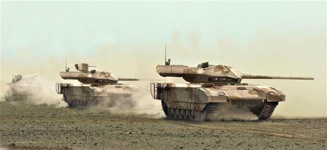 """T-14 Armata - Vũ khí làm thay đổi cán cân quyền lực thế giới"""" - ảnh 3"""