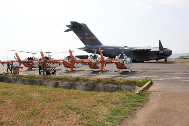Dân quân Venezuela với 500.000 khẩu súng trường áp sát biên giới Colombia: Chiến tranh cận kề? - Ảnh 1.