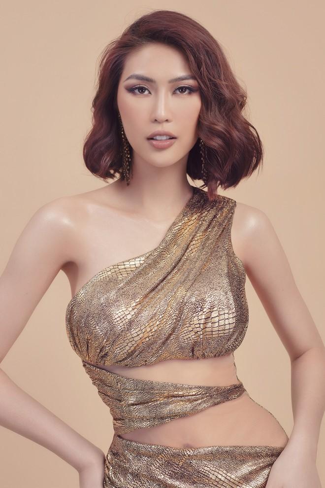 Đã có danh hiệu hoa hậu, Tường Linh vẫn đăng ký thi Hoa hậu Hoàn vũ Việt Nam - Ảnh 3.