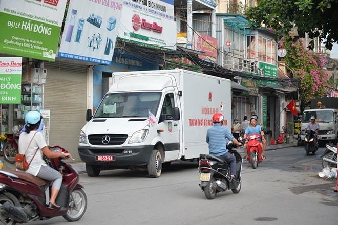 Thượng tá Nguyễn Văn Bổng: Thời gian khử độc ở Rạng Đông sẽ khá lâu - Ảnh 20.