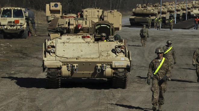 Nếu muốn đối đầu với Nga-Trung, Quân đội Mỹ phải xây dựng lại từ đầu - Ảnh 1.