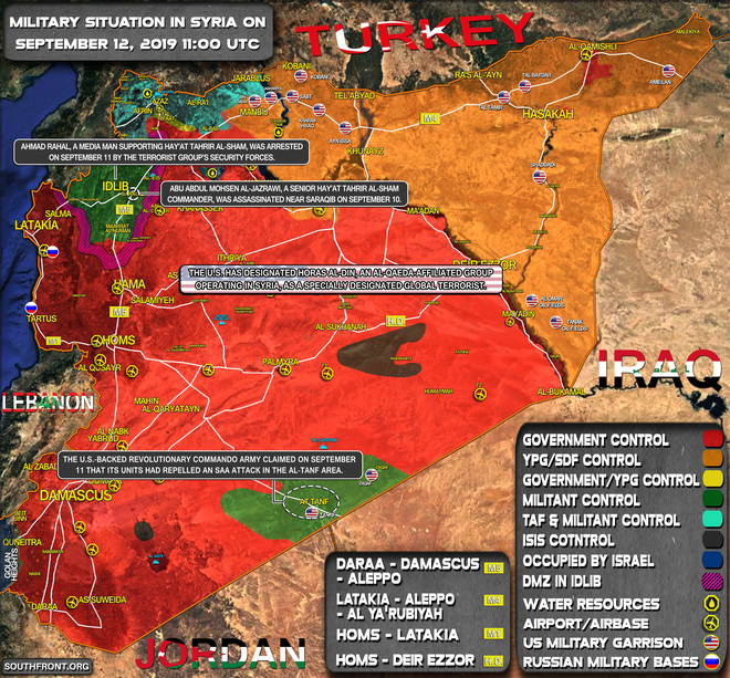 Nga chơi ván bài lật ngửa ở Syria - Chiến đấu cơ Israel bị nã đạn tới tấp, UAV thứ 3 tan xác - Ảnh 5.