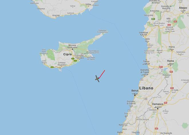 Nga chơi ván bài lật ngửa ở Syria - Chiến đấu cơ Israel bị nã đạn tới tấp, UAV thứ 3 tan xác - Ảnh 1.
