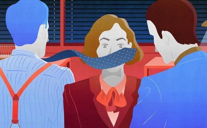Đối phó với những kẻ quấy rối tình dục nơi công sở, dù có là sếp chị em cũng tuyệt đối đừng cam chịu!