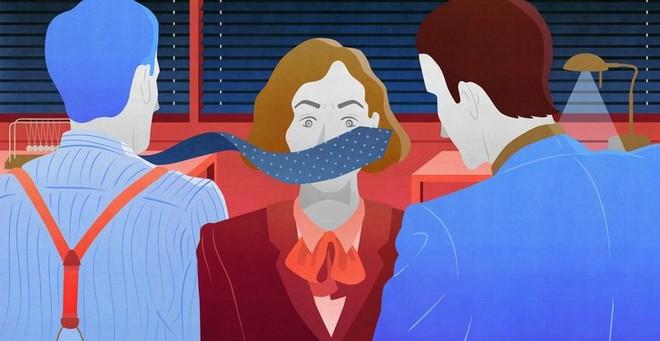Đối phó với những kẻ quấy rối tình dục nơi công sở, dù có là sếp chị em cũng tuyệt đối đừng cam chịu! - Ảnh 3.