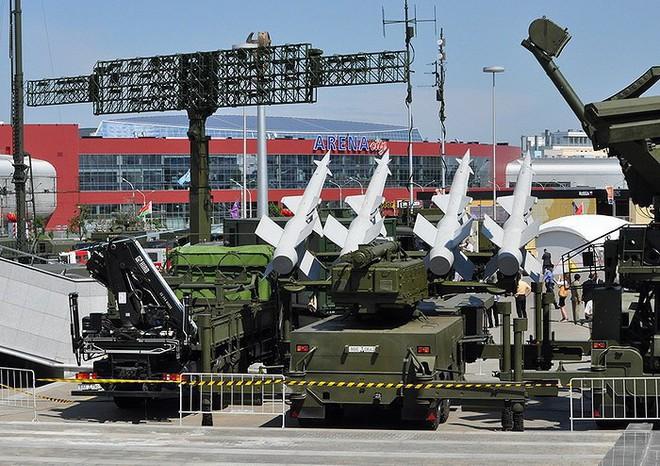 Israel giật mình khi Iraq sắp nhận tổ hợp phòng không từng bắn hạ máy bay tàng hình Mỹ - ảnh 15