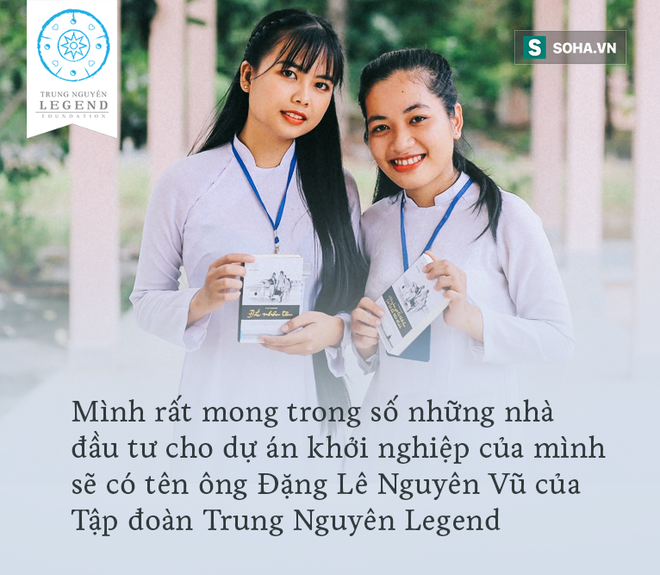 Nữ sinh nuôi khát vọng làm giàu, ngỏ ý muốn Đặng Lê Nguyên Vũ đầu tư vào startup! - Ảnh 2.