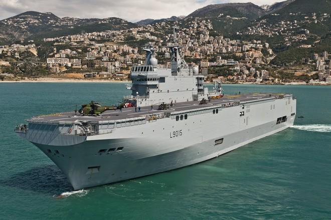 Cơ hội ngàn vàng: Nga lẽ ra đã như hổ mọc thêm cánh nếu không vuột mất cơ hội mua 2 tàu sân bay từ NATO? - ảnh 1