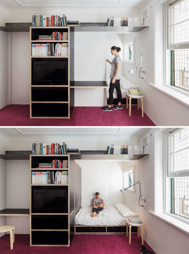 10 căn hộ nhỏ với thiết kế tinh xảo, nhiều người có nhà to cũng phải vật vã phát thèm - Ảnh 5.