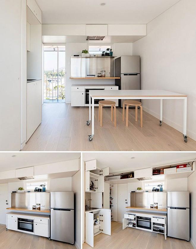 10 căn hộ nhỏ với thiết kế tinh xảo, nhiều người có nhà to cũng phải vật vã phát thèm - Ảnh 7.