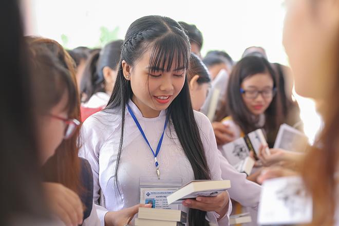 Nữ sinh nuôi khát vọng làm giàu, ngỏ ý muốn Đặng Lê Nguyên Vũ đầu tư vào startup! - Ảnh 3.