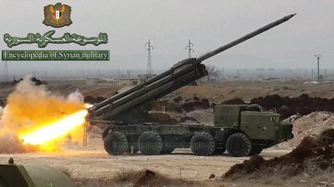 QĐ Syria tung vũ khí mạnh nhất vào trận quyết chiến Idlib: Khủng khiếp chưa từng thấy - Ảnh 1.