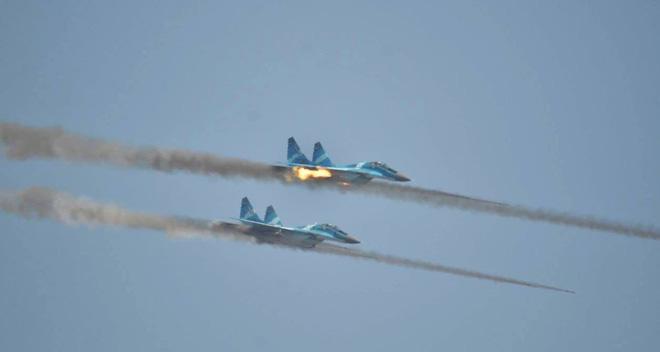 Bất ngờ: Quốc gia Đông Nam Á này có thể là khách hàng đầu tiên mua Su-57E sau MAKS-2019? - Ảnh 7.