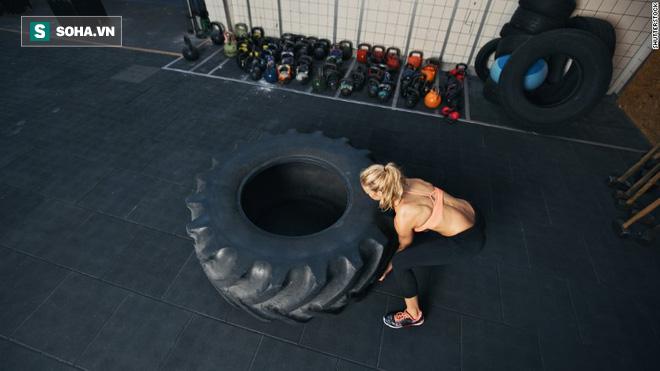 Nếu càng tập thể dục càng tăng cân hoặc không giảm được lạng nào, đây chính là nguyên nhân - Ảnh 1.