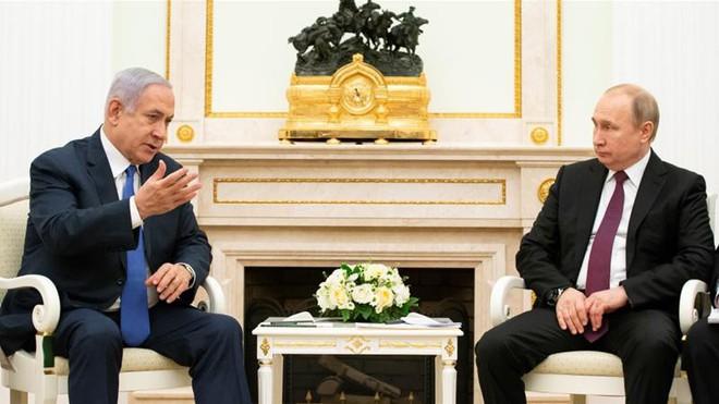 Chiến sự Syria: Bí mật bất ngờ về chiến thuật ngăn Nga và Israel đụng độ ở Syria được ông Putin và Netanyahu sử dụng - ảnh 2