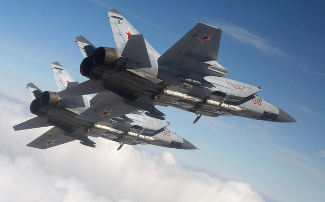 """Báo Trung Quốc nói gì về MiG-31 """"sát thủ"""" đã được kiểm chứng của Nga?"""