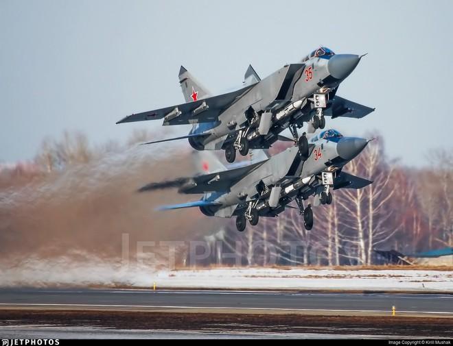 Báo Trung Quốc nói gì về MiG-31 sát thủ đã được kiểm chứng của Nga? - Ảnh 2.