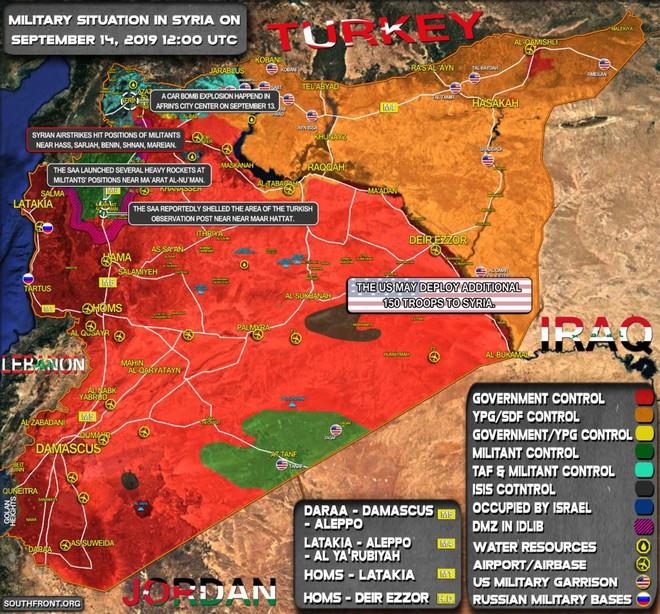 Su-35, S-400 Nga chặn đứng 3 đợt tấn công lớn của Israel vào Syria - Nín thở đếm ngược 72 giờ - Ảnh 1.