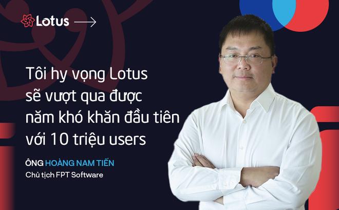 Giới doanh nhân và kỳ vọng đặc biệt vào Lotus - mạng xã hội Việt sắp ra mắt