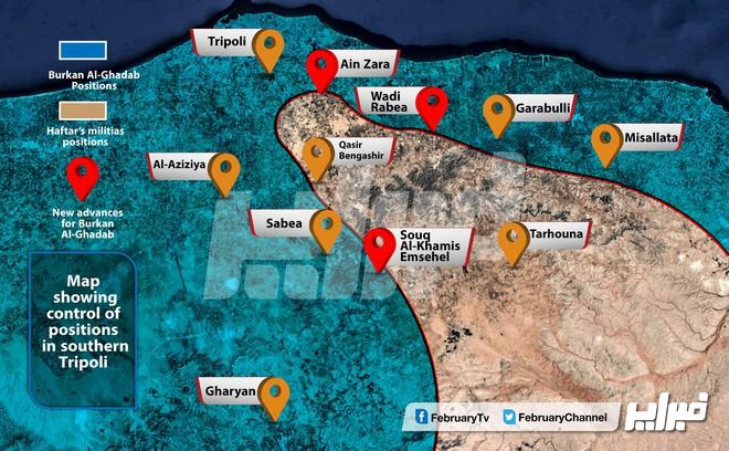 Máy bay Thổ tung hoành chiến trường Libya: Hai chìa khóa chiến thắng của LNA bỏ mạng? - Ảnh 3.