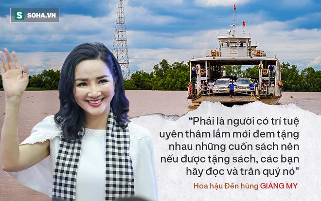 Chiêm nghiệm quý báu của hoa hậu từng là ngọc nữ của màn ảnh Việt - Ảnh 2.