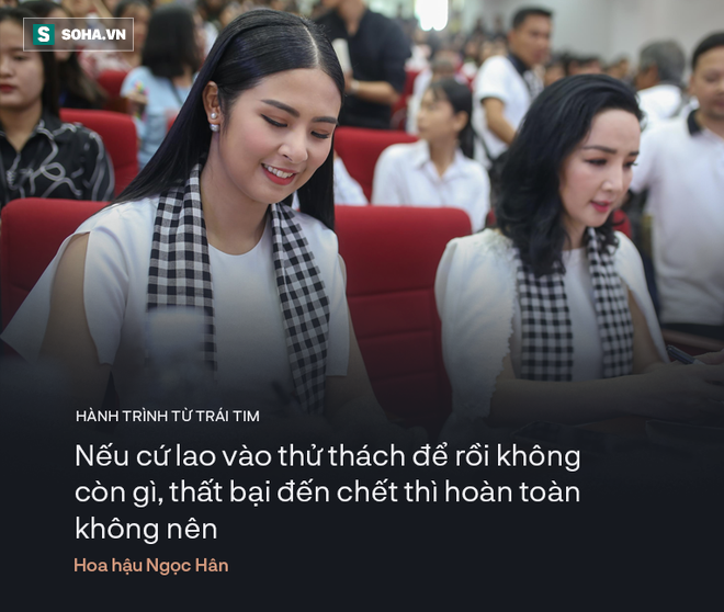 Hoa hậu Ngọc Hân cảnh báo cái bẫy làm thuê khiến nhiều người trẻ không thể khởi nghiệp - Ảnh 2.