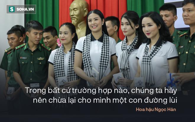 Hoa hậu Ngọc Hân cảnh báo cái bẫy làm thuê khiến nhiều người trẻ không thể khởi nghiệp - Ảnh 1.