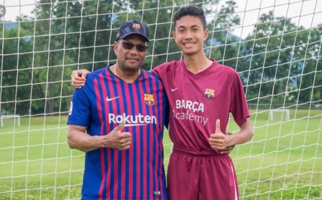HAGL chia tay cầu thủ Việt kiều của lò đào tạo Barcelona chỉ sau chưa đầy 2 tháng thử việc