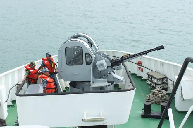 Tinh hoa vũ khí Việt: Tàu Cảnh sát biển Việt Nam thế hệ mới được trang bị pháo đầy uy lực - Khác biệt vượt trội  - Ảnh 1.
