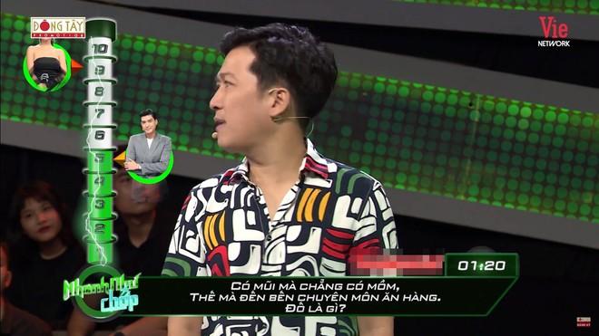 Trường Giang gây thất vọng vì thái độ khó chịu khi làm MC, chơi xấu và thiên vị trên truyền hình - Ảnh 5.