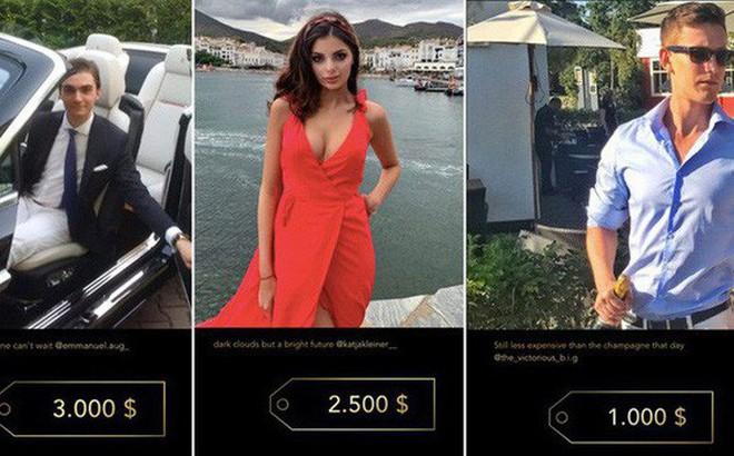 Câu chuyện đằng sau trang web mà 'hội con nhà giàu' phải trả cả nghìn đô để được đăng 1 bức ảnh lên