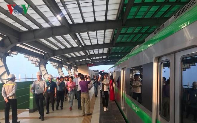 """Bộ GTVT ra """"tối hậu thư"""" về mốc vận hành đường sắt Cát Linh - Hà Đông - Ảnh 1."""