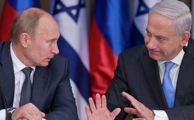 """Thẳng tay """"thổi bay"""" cuộc không kích của Israel vào Syria, Nga khiến Israel luống cuống và sự thuyết phục """"thất bại"""""""