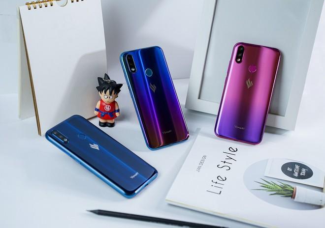 Vingroup công bố giá bán chính thức cho chiếc điện thoại thứ 4 thế hệ 2 - Ảnh 5.
