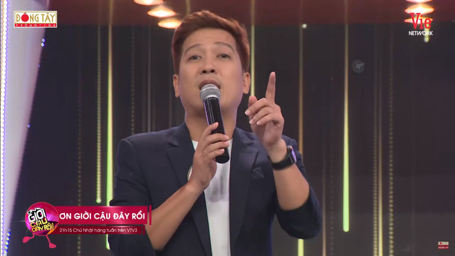 Trường Giang: Hari Won không phải vì đồng tiền mới làm game show - ảnh 4