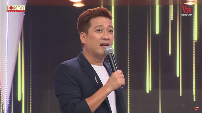 Trường Giang: Hari Won không phải vì đồng tiền mới làm game show - Ảnh 1.