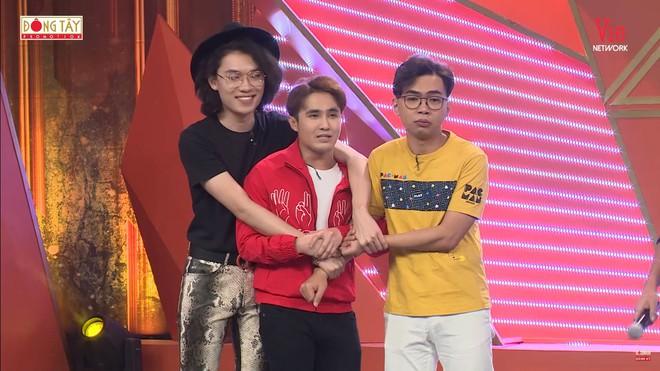 Trường Giang: Hari Won không phải vì đồng tiền mới làm game show - ảnh 6