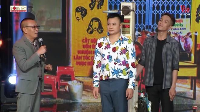 Quang Linh bất ngờ gọi NSND Hồng Vân là vợ, nói 1 câu chua chát - Ảnh 3.